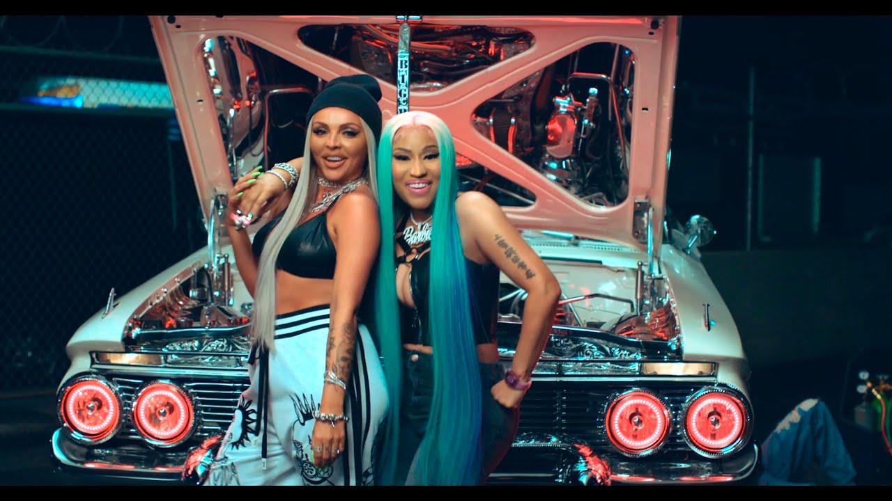 Download Jesy Nelson Ft. Nicki Minaj - Boyz (Official Music Video)