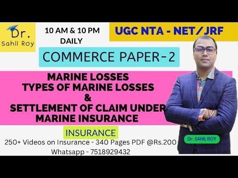 MARINE LOSS