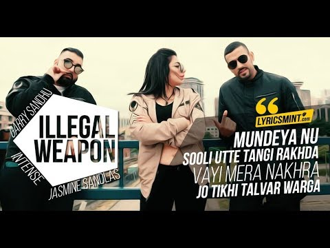 Illegal Weapon Ringtone 2018 | Garry Sandhu Ft. Jasmine Sandlas | Latest Ringtone 2018