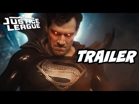 Justice League Trailer Official Breakdown - Batman, The Flash, Aquaman Unite