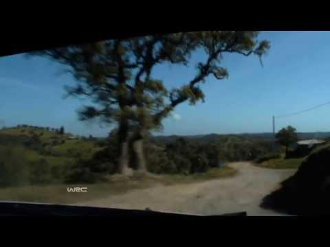 Nasser Al-Attiyah_Full Onboard SS06 @WRC Vodafone Rally de Portugal 2013