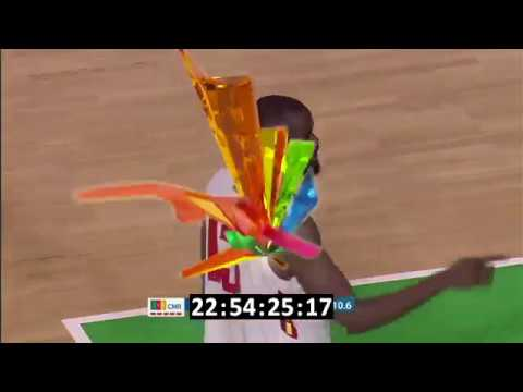 Highlight Franck  Commonwealth Games 2018
