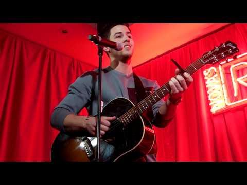 So Sick (Ne-Yo Cover) - Nick Jonas (Nova's Red Room)