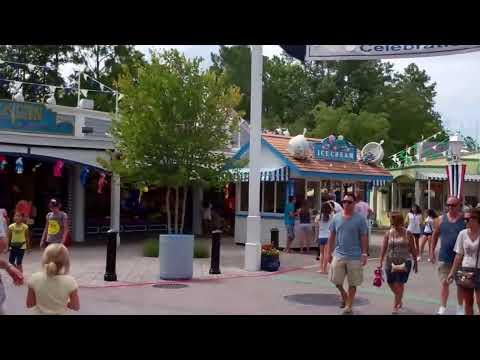 Universal Studios Orlando San Francisco Amity Area Florida 2011 HD