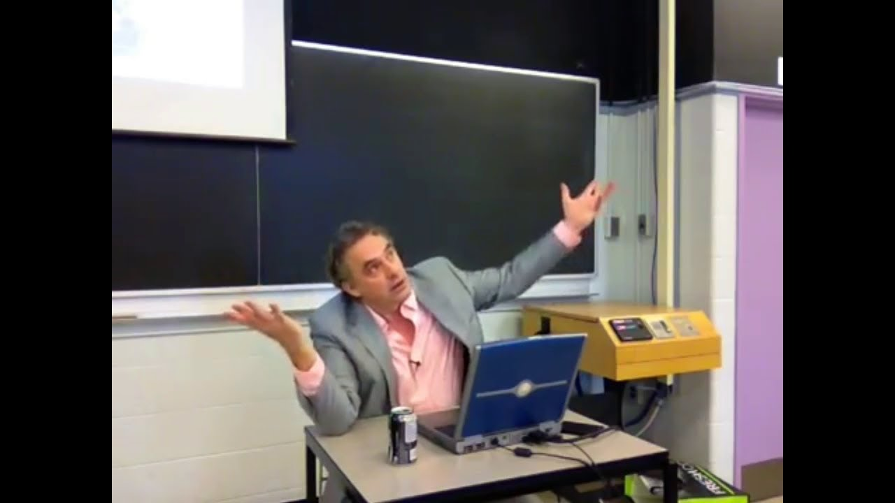 Download Jordan Peterson - Why Some Kids are Awkward