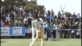 Ryo Ishikawa - swing vision - masters debut !!!