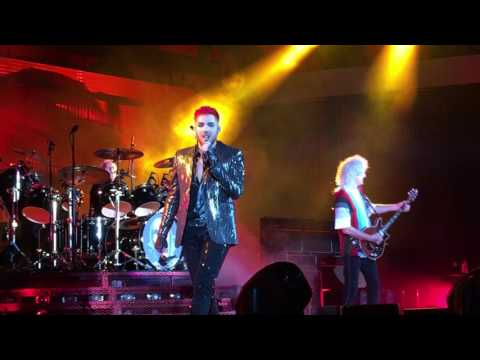Queen + Adam Lambert - It's Late - Live @ The Hollywood Bowl (June 27, 2017)