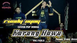 KARANG HAWU COVER BY RUSDY OYAG II VOC YADI.S