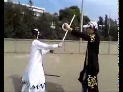 "algeria cosplay "" Law vs Vasto lord """