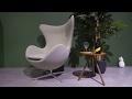 Fritz Hansen Egg Chair - 4K