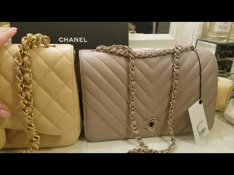 Chanel Chevron Statement vs Chanel jumbo thoughts...........
