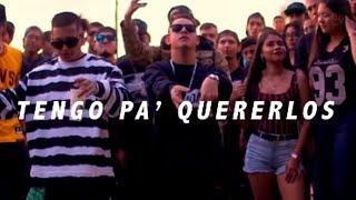 Bipo Montana // Tengo Pa´ Quererlos Ft Neto Peña (Video Oficial)