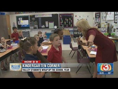 Kindergarten Corner: Peoria Traditional School (Part 2)