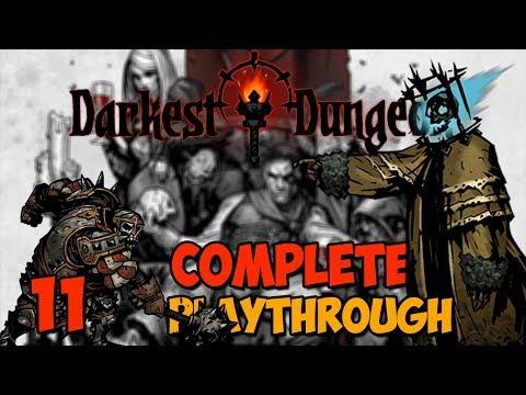 Darkest Dungeon Complete Playthrough - Ep 11 - Darkest Dungeon Crimson Court Complete Playthrough