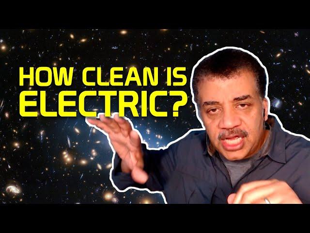 Neil deGrasse Tyson Explains Electric Power