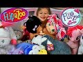 FLIP A ZOO and FLIP ZEE GIRLS CUTE DOLL ANIMAL TRANSFORMATIONS ARE SO CUTE!