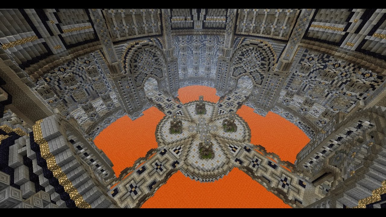 Minecraft - Server Hub/Spawn [with schematic and download]