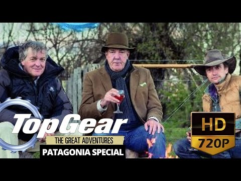 🚗 Top Gear 💣 Patagonia Special 💣 Pt.1 (HD)