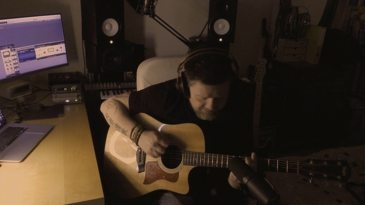 Hurt - Johnny Cash  by Chris Maldah