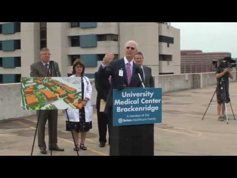 Teaching Hospital News: Groundbreaking in 2014; Architect Selected