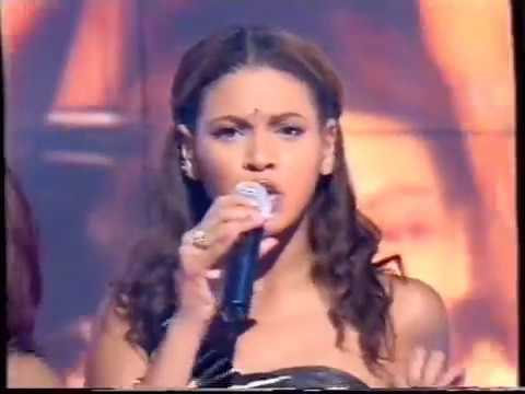 Destiny's Child 'With Me' Live on TOTP (1998) - YouTube