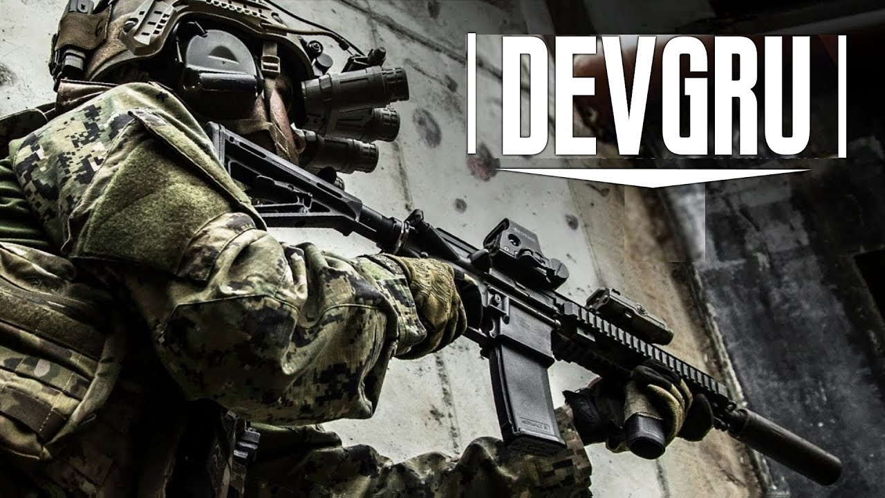 DEVGRU Seal Team Six -