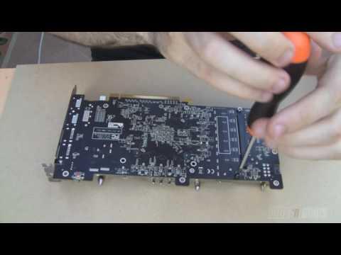 Teardown Sapphire RX 480 4GB Nitro+