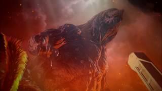 アニメーション映画『GODZILLA 怪獣惑星』TVスポット<キャラクター篇>