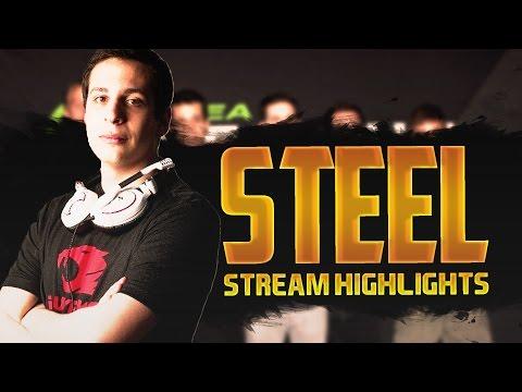 "[CS:GO] -Steel ""Stream Highlights"""