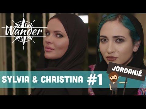 Op Zoek Naar De Mooiste Hijab | Sylvia & Christina #1 - Wander Jordanië