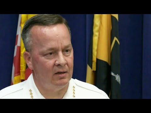 Baltimore police officers accused of planting drugs