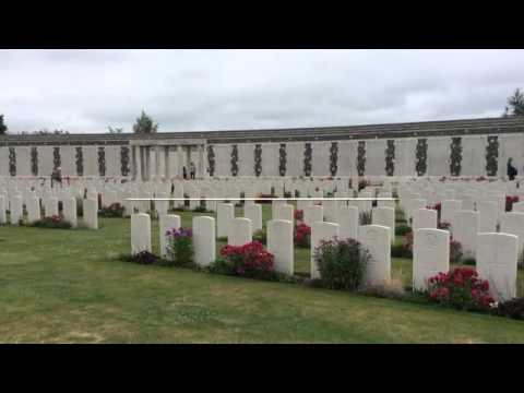 Learners in Birmingham visit Belgium for the Battlefield Tour