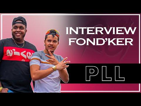 PLL | Interview FONDKER - Leur enfance, La Palissade, Dj Sebb, La Gommance Tour, L'album 45°