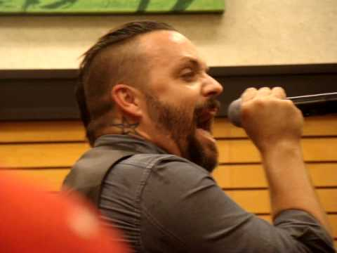 Blue October - Barnes & Noble Houston Full Performance