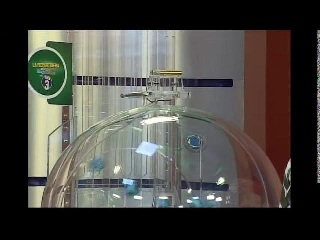 Loteka Lotería Electrónica Sorteo 07:55 PM 12-10-2021