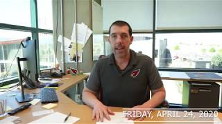 Mayor's Update: COVID-19   April 24, 2020
