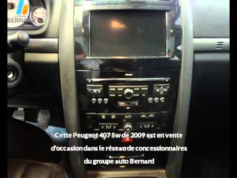 peugeot 407 sw occasion en vente chamb ry 73 par peugeot chambery youtube. Black Bedroom Furniture Sets. Home Design Ideas