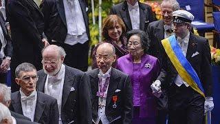 Nobel Kimya Ödülü'nü Kazanan Aziz Sancar'ın Gurur Günü