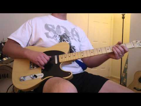 "How to play "" Run Right Back"" by the Black Keys"