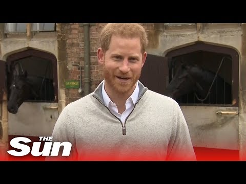 Tony Bristol - Prince Harry Gushing Over New Son