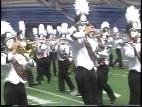 1994-95 Churchill High School Band PHANTOM OF THE OPERA