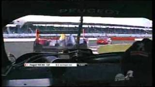Peugeot 908 HDi FAP at SilverStone Videos