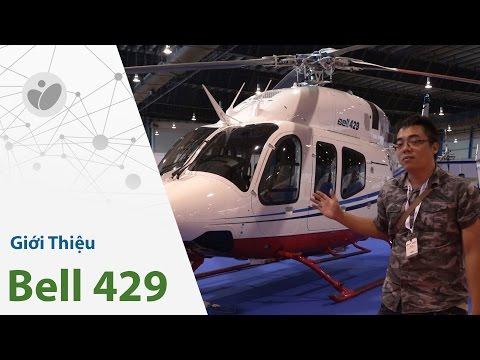 [RCA 2017] Bell 429 Global Ranger - trực thăng riêng của Tony Stark trong phim trông như thế nào?