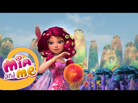 Mia and me - Season 2 Episode 06 - The Spell of the Green Fluid