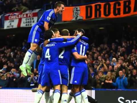 Chelsea 2 - 0 Tottenham