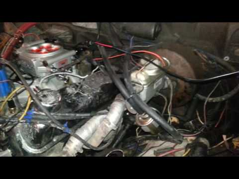 302 Ford Ranger New Edelbrock Carb Doovi