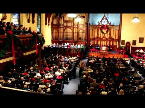 Fox 8 - Christmas Day Special from the Old Stone Church