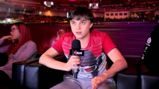 DAC 2015. Interview with Na`Vi.Funn1k