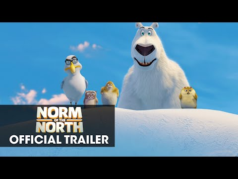 Trailer do filme Norm e os Invencíveis