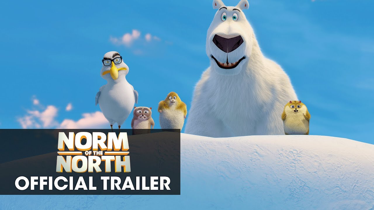Norm Of The North 2016 Official Trailer Youtube
